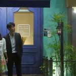 Seo Pan Seok and Kim Sa Kyung You're All Surrounded Episode 9