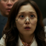 Kim Mi Young Harry Potter Glasses