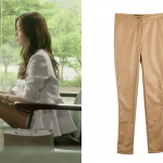 Marriage, Not Dating Episode 6: Kang Se-Ah's Tan Leather Pants