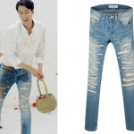 It's Okay, That's Love Episode 16: Jang Jae-Yul's Distressed Jeans