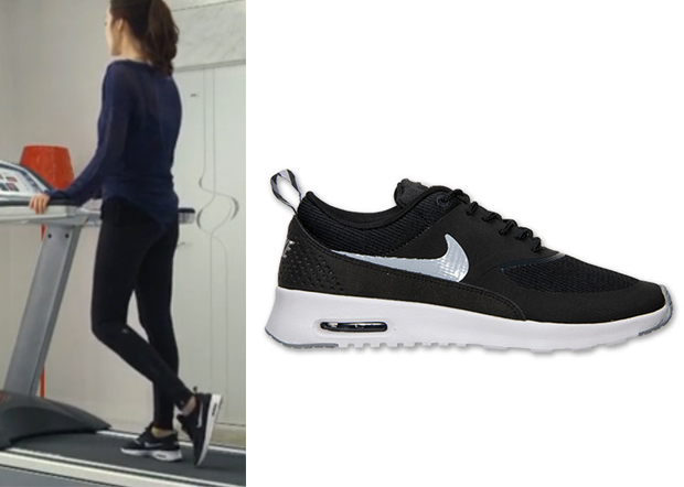 nike air max thea running