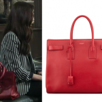 Temptation Episode 10: Yoo Se-Young's Red Leather Bag