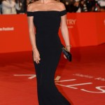 Uhm Jung-Hwa Wears Dolce & Gabbana at BIFF 2014