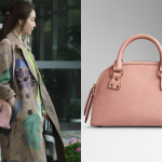 Temptation Episode 11: Yoo Se-Young's Light Pink Bag