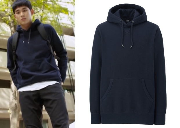 Uniqlo Pullover Hoodie