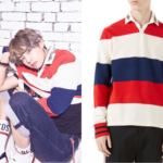 [BTS Love Yourself : Her] V Wears Gucci Long Sleeve Tee