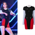 170930 BLACKPINK Rosé Wear Versus at Fever Festival