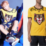 [BTS Love Yourself : Her] Rap Monster Wears Gucci T-Shirt