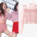 170909 Red Velvet Seulgi Wears MiuMiu at Incheon KPOP Concert