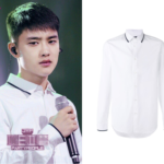 170930 EXO D.O Wear Kenzo at SBS JYP Party People