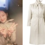 171024 Sulli Wear Balenciaga on Instagram