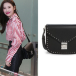 171003 Sunmi Wear MCM at Incheon Airport