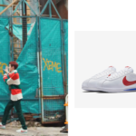 Mark Wear Nike Shoes in GOT7 'You Are' Music Video